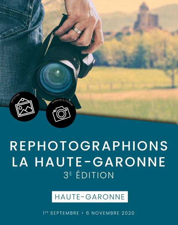3e édition de Re-photographions la Haute-Garonne