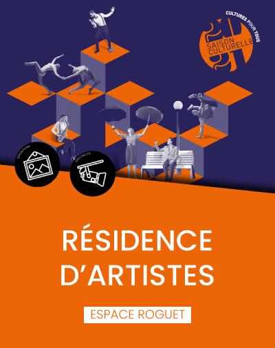 Roguet, résidence d'artistes